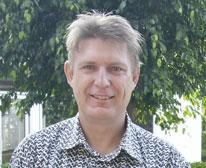Sven Scheunemann, Malang, Indonesien