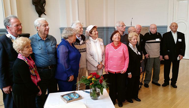 Empfang durch den Rat der Stadt Lüdenscheid