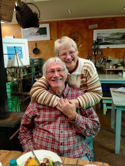 Floyd und Sally McClung
